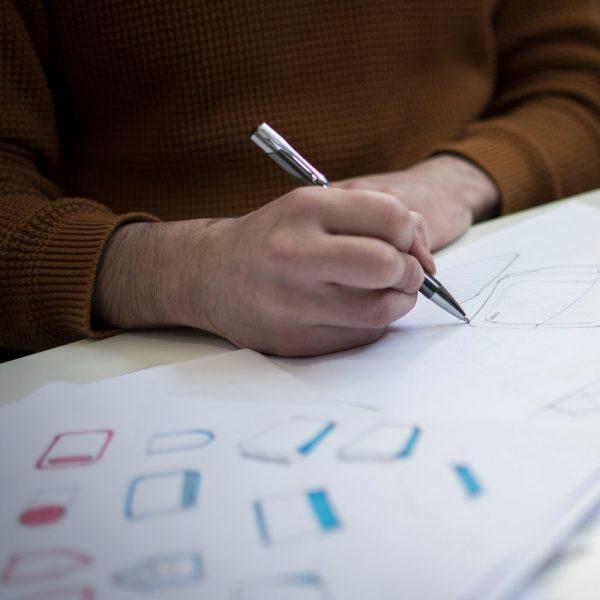 custom interactive solutions process design
