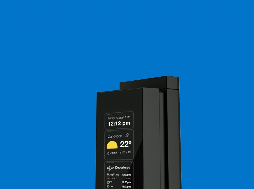 Outdoor kiosk solutions