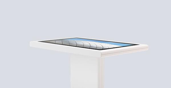 Minim - Minimal Interactive Kiosks - H Table