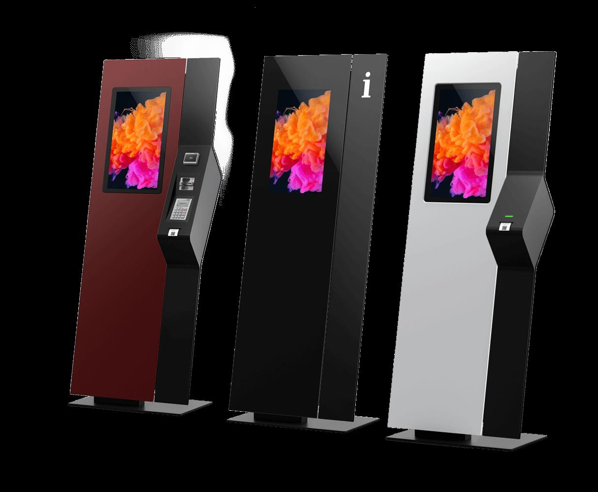 Mood - Modular Interactive Kiosk - Dimensions