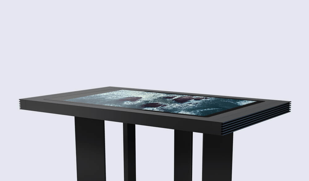 Fade - Minimal Interactive Table - Side