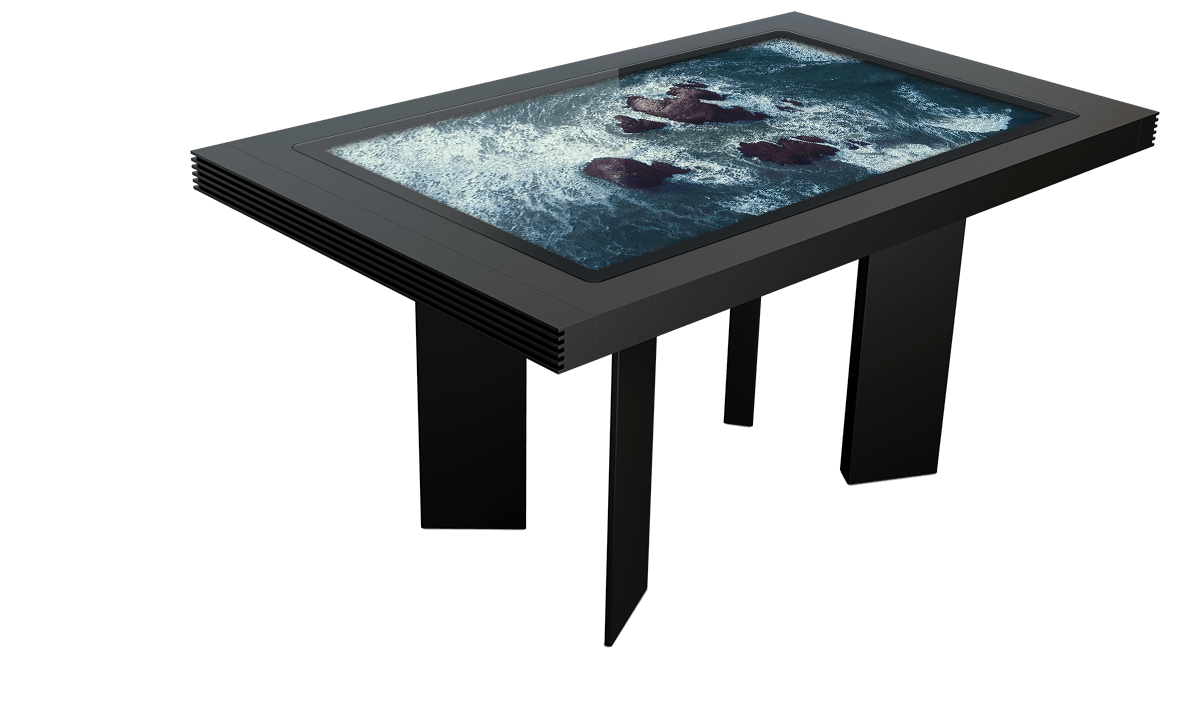 Fade - Minimal Interactive Table - Perspective