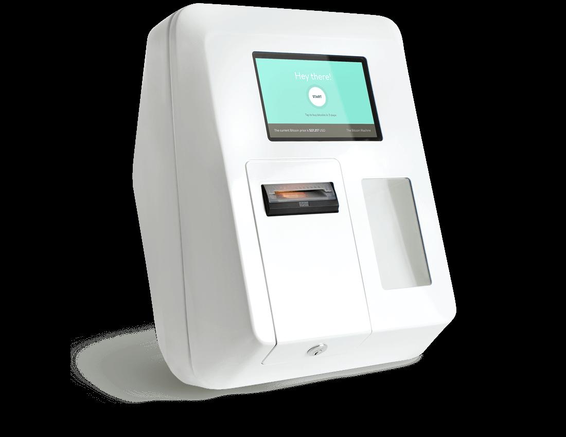 Fintech Interactive Kiosks - Lamassu 19