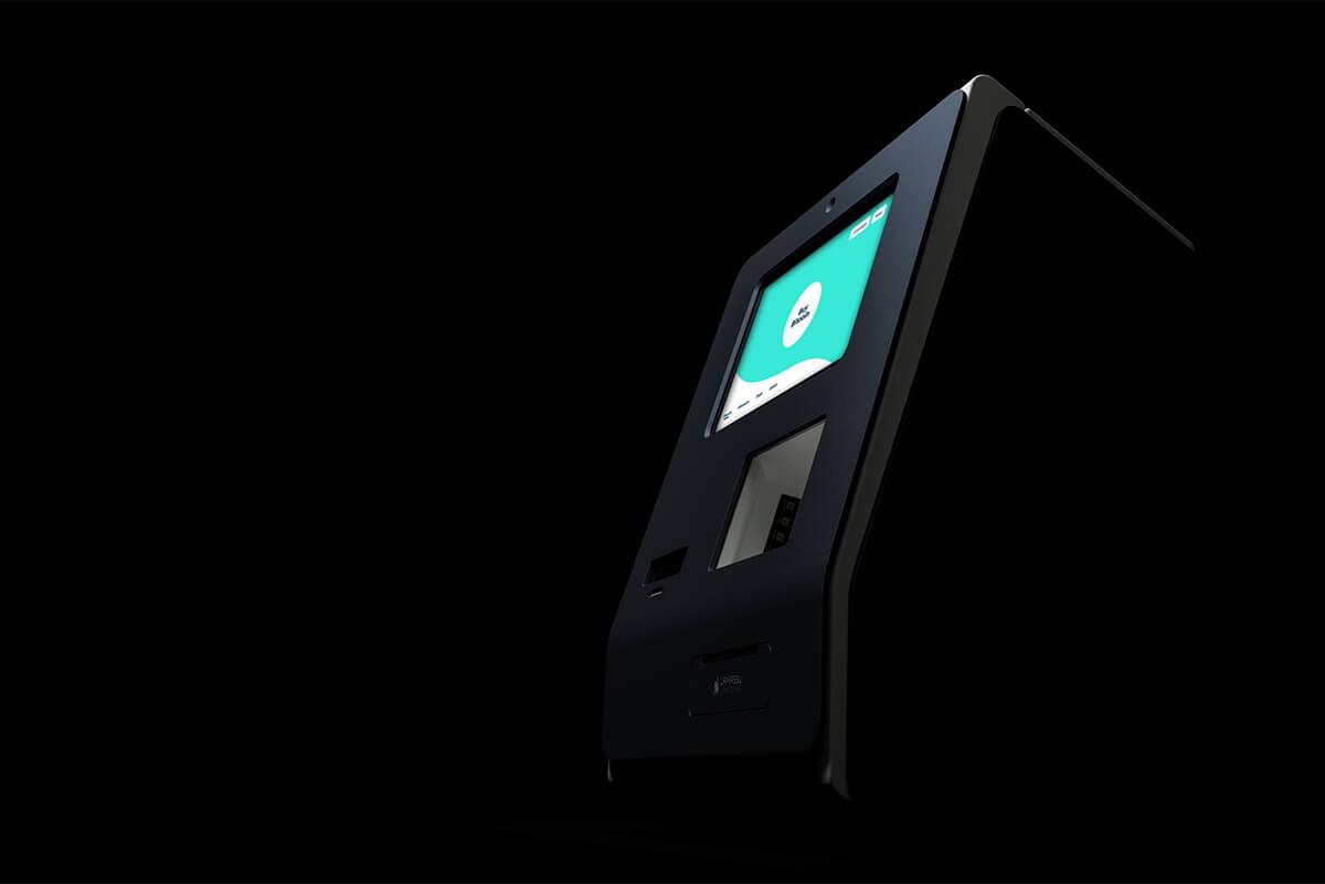 Fintech Interactive Kiosks - Lamassu 15