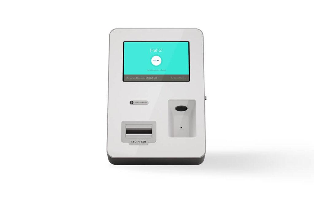 Fintech Interactive Kiosks - Lamassu 05