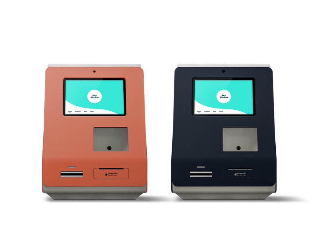 Fintech Interactive Kiosks - Lamassu 02